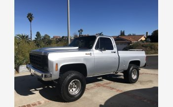 1975 Chevrolet C/K Truck Silverado for sale 101431572